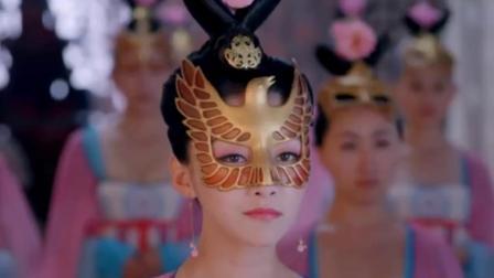 武媚娘传奇:萧蔷比不上媚娘,从她的回答就能看出,像个跳梁小丑