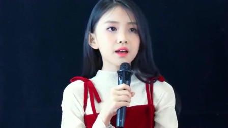 00后小美女演唱《那个女孩》,嗓音不输原唱,比原唱更伤感!
