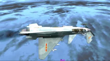 GTA5: 歼10战斗机突破大气层会解体吗?