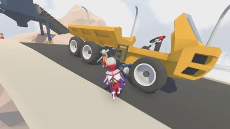 3个奥特曼想拦截不停掉落的煤矿车,能成功吗?
