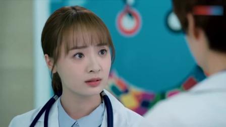 儿科医生:主任问实习医生问题,不料生病姑娘竟对答如流,贼逗