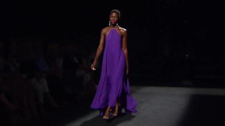 经典T台秀:2020纽约春夏时装周Marcos Luengo品牌时装秀第三部分