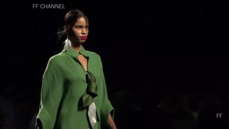 经典T台秀:2020纽约春夏时装周Marcos Luengo品牌时装秀第四部分