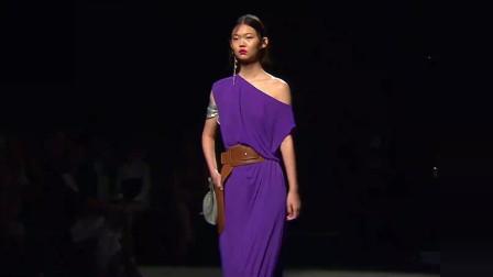 经典T台秀:2020纽约春夏时装周Marcos Luengo品牌时装秀第五部分