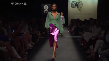 经典T台秀:2020纽约春夏时装周Marcos Luengo品牌时装秀第六部分