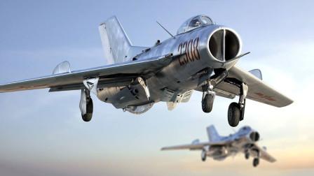 新中国之鹰 共和国传奇战机半个世纪生产5000架专业揍美军