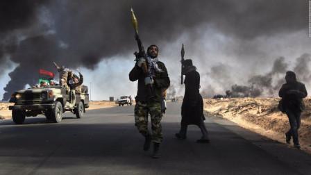 中东爆发激烈战斗,叙利亚不再是头号目标,大批俄军调转枪口参战