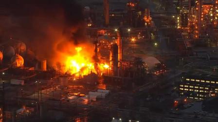 叙军刚收复首座油田,炼油厂就发生剧烈爆炸,美称不准抢油田