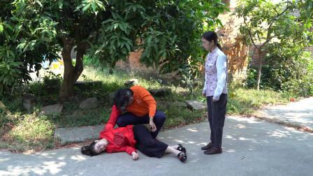 民工不顾妻子反对,救下昏倒在路边的美女,几天后好运来了