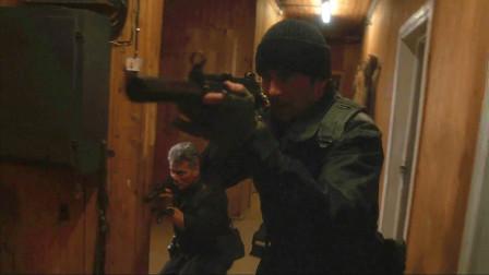 美国经典动作片,美军特种兵勇闯敌军基地救人质,场面刺激又精彩