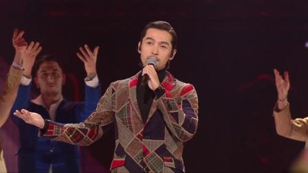 双11:胡歌深情演绎《美丽的梭罗河》,男神可以出道当歌手了!