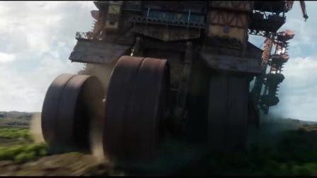 指环王原班人马打造的电影掠夺城市 又是一个宏大的世界观