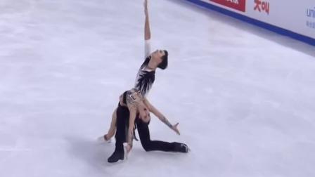 新闻直播间 2019 花样滑冰大奖赛中国站 金博洋首夺大奖赛分站赛冠军