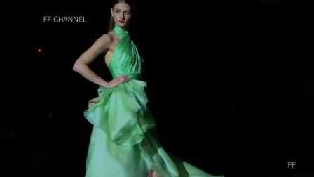 经典T台秀:2020纽约春夏时装周Hannibal Laguna品牌时装秀第二部分