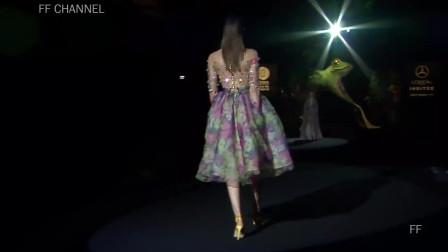 经典T台秀:2020纽约春夏时装周Hannibal Laguna品牌时装秀第三部分