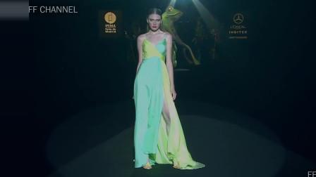 经典T台秀:2020纽约春夏时装周Hannibal Laguna品牌时装秀第四部分