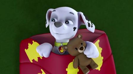 汪汪队立大功少儿动画片:狗狗们做的太好了,阿宝船长一直称赞狗狗们