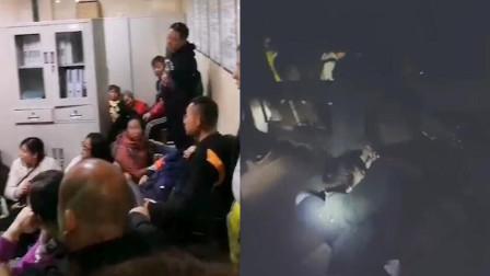 安徽黄山玉屏索道故障 致200余人滞留