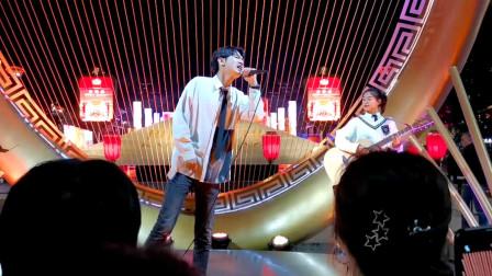 林宥嘉的这首《说谎》被95后帅哥翻唱的很动听,扎心了!