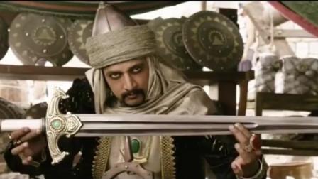 铸剑师说自己的剑是剑中之王,几下就被老头砍断了,尴尬不!