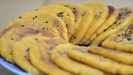 红薯饼怎么做好吃又简单,教你做酥脆可口的红薯饼