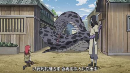 火影:我记得蛇叔这句话对好几个人说过,百试百灵的,对香磷一样