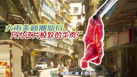 此生必吃的牛肉!潮汕牛肉火锅,现杀现吃是怎样的体验?