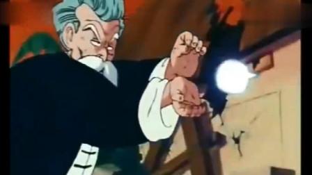 七龙珠:这绝对是史上威力最小的龟派气功?没有之一