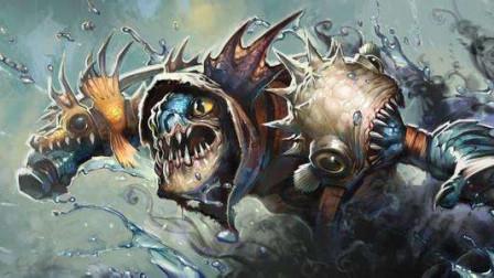 【于拉出品】DOTA IMBA第2433期:弹射超神小鱼人大战套路巫医幽鬼