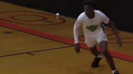 下一个NBA巨星!詹姆斯儿子布朗尼,统治高中赛场
