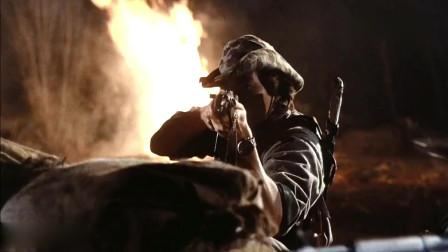 越战突击队,一部美国越战电影全程激战,看的热血沸腾