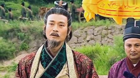 楚汉骄雄:刘邦登基后,来到乌江,怀念和项羽楚汉争霸的往事,扎心了