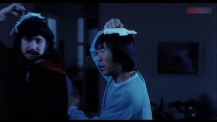 猛鬼差馆:张学友装僵尸吓人,没想到来了个真僵尸,这下搞笑了