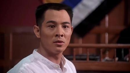 精武英雄:日本人陷害陈真,怎料走进一位日本女人,陈真无罪释放