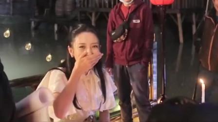 电影《鼠胆英雄》颜值女星佟丽娅和岳云鹏飙戏花絮!你更喜欢谁?
