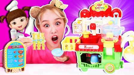 一起来煮一碗好吃的拉面吃吧!KongSuni拉面馆玩具美食游戏-基尼