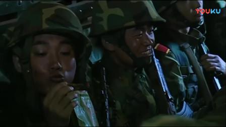 《士兵突击》特种兵选拔迫在眉睫,贪吃的兵不顾战友,硬汉这话够义气!