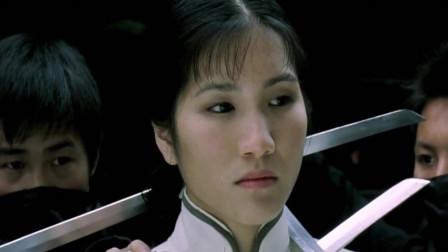 少年陈真2:神秘男子暗器狂揍日本,少年陈真抱打不平大战匪徒