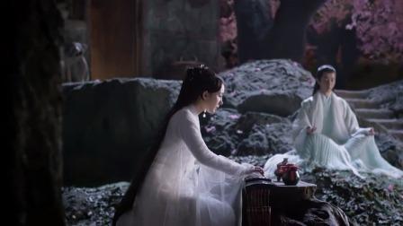 三生三世:白浅弹琴,白真翩翩起舞,绝美画面,简直百看不厌!