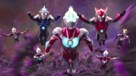 奥特银河格斗新生代英雄 第7话 新生代奥特曼们各自迎战宿敌!