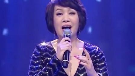 都在翻唱80年代老歌《昨夜星辰》,陈淑蓉一开口,秒杀所有翻唱