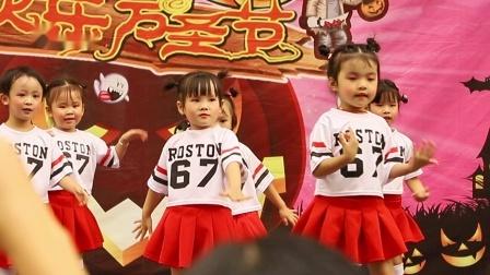 盐田海山中英文幼儿园万圣节活动 2019.10.31
