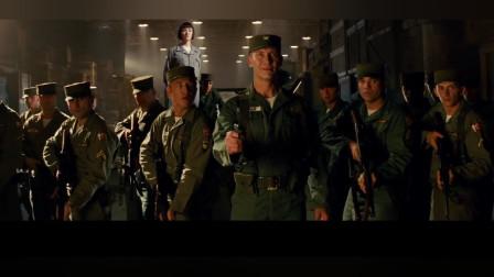 夺宝奇兵四水晶骷髅,这枪法没谁了,外国人的枪法不行啊