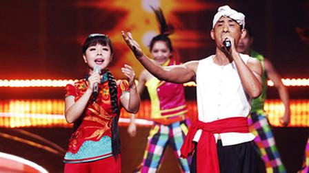 王二妮、阿宝合唱《黄土地上》,两位民间歌手绝妙合作好动人!