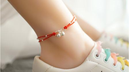 十二星座小可爱们的专属脚链,时尚又好看!