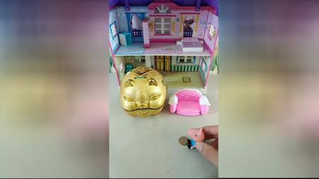 少儿益智游戏玩具:乔治想吃冰淇淋,可是钱不够。