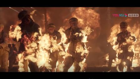 《决胜时刻》解放军渡江战役拍摄的震撼人心,尤其是解放军战士在全身起火的情况下冲锋的画面,让人感动!