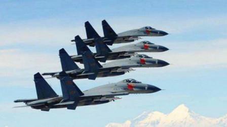 美报告称:中国空军是世界第三大空军 战斗机数量超2000架