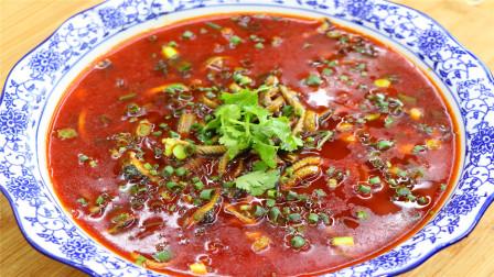 鳝鱼还是这个做法最好吃,川菜师傅教你独家秘制,开胃下饭真好吃