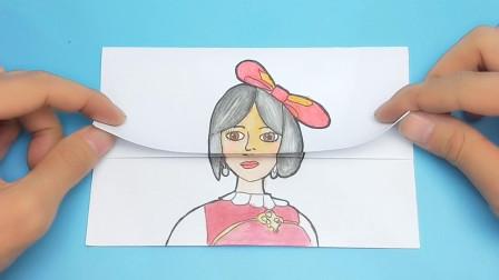 见过叶罗丽菲灵仙子变身?变换有趣又搞笑面貌,这对比你更喜欢谁